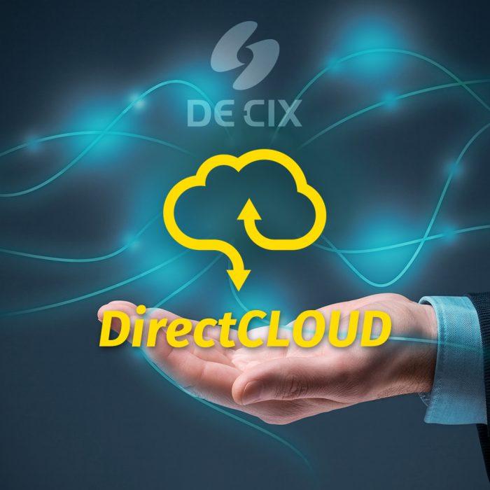 DE-CIX DirectCLOUD