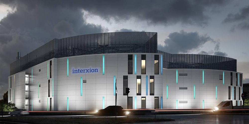 Maschinenraum des Internets ++ FRA15 – Interxion Rechenzentrum