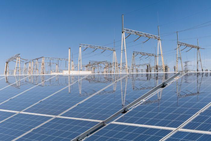 Maschinenraum des Internets ++ Solarstrom