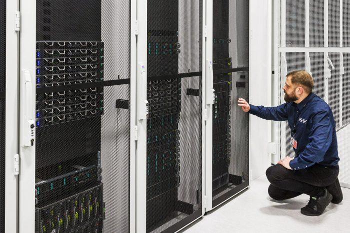 Maschinenraum des Internets ++ High-Performance Computing bei Verne Global