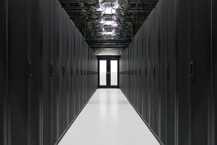 Maschinenraum des Internets ++ Datacenter von Verne Global